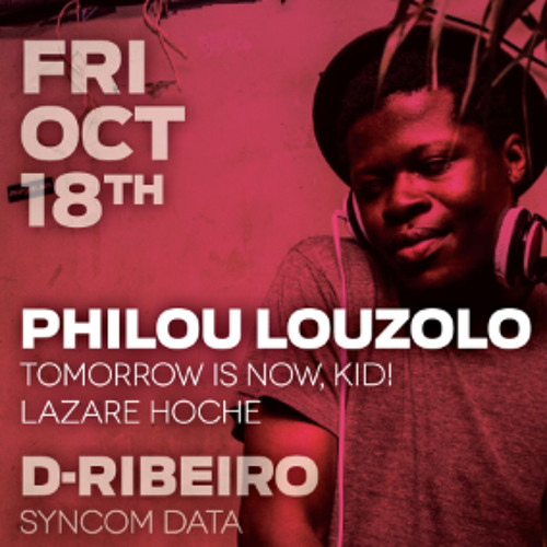Philou Louzolo - The ❤  Below Podcast