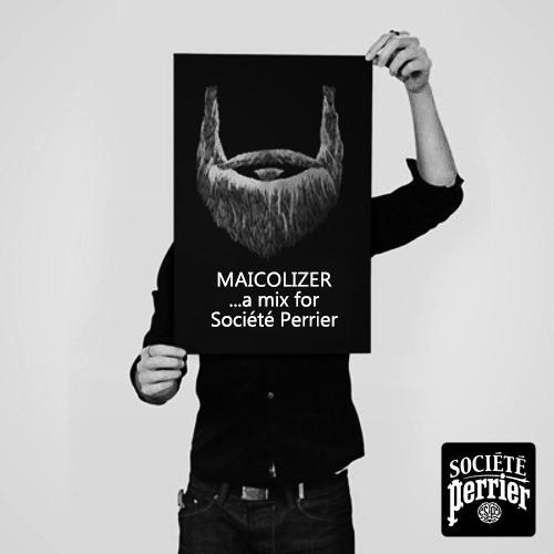...a mix for Société Perrier