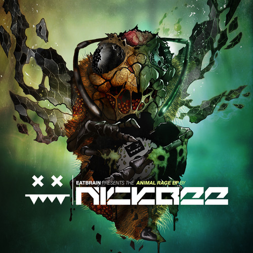 NickBee Feat. JSTD - BlackLine [EATBRAIN008-D]
