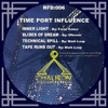 Technical Spill - Mark_Loop - Time port influences_EP - RFD006 - Chauron Recordings - (Promo)