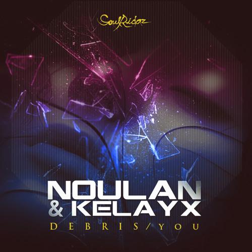 SREP022 // Noulan & Kelayx - Debris EP (Forthcoming Nov/04/2013)