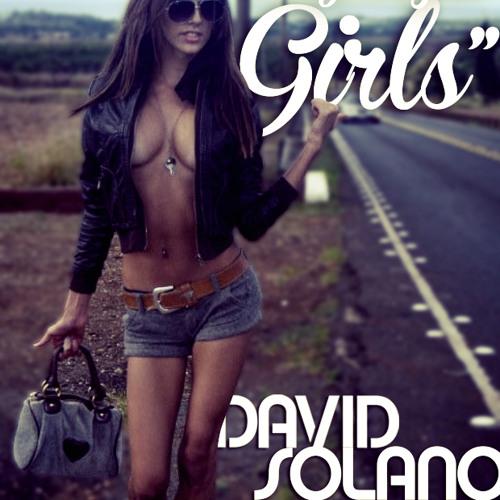 Clanganized Girls - (David Solano edit)  Beastie Boys vs Michael Woods vs Daniel Portman