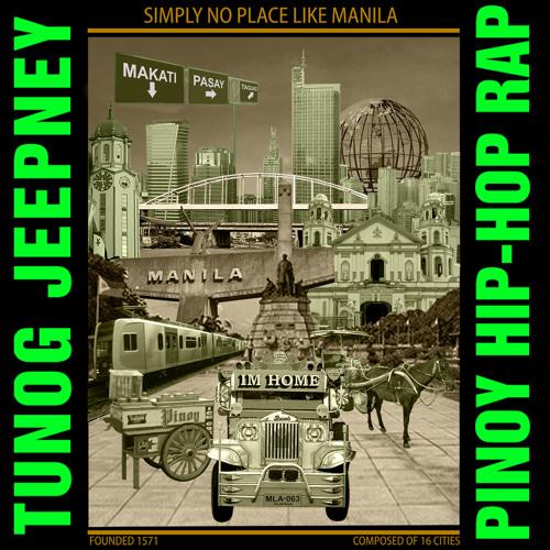 TUNOG JEEPNEY (OPM PINOY HIP-HOP RAP)