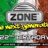 ZONE 22ND BIRTHDAY PRESENT 2013 - DJ SAM WHITE - FREE DOWNLOAD