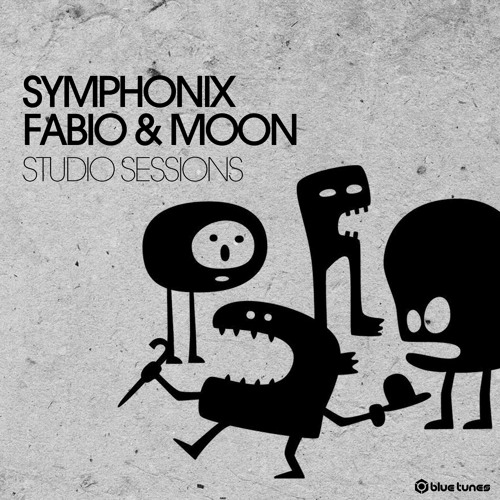 Symphonix, Fabio & Moon - Studio Sessions EP Teaser