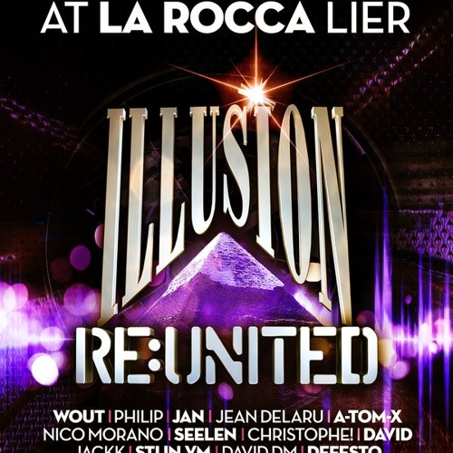 2013-10-05 Illusion Re:United @ La Rocca A-Tom-X 23.00 - 24.00