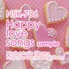 NSK-706 HAPPY LOVE SONGS  試聴用sample (Digest)