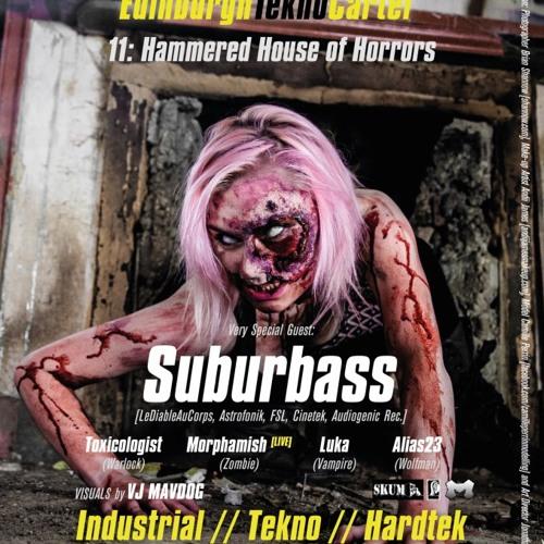 SuBuRbASs Live @ E.T.C Party_Wee Red Bar/Edinburgh/Scotland_2/11/2012