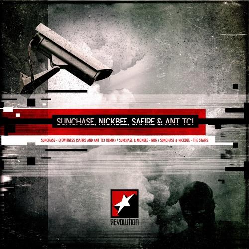 Sunchase & Nickbee - The Stairs - revrec025