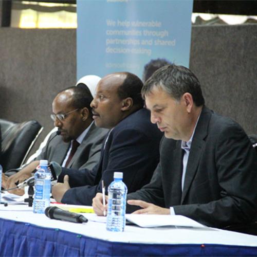 RVI Nairobi Forum - Remittance transfers to Somalia