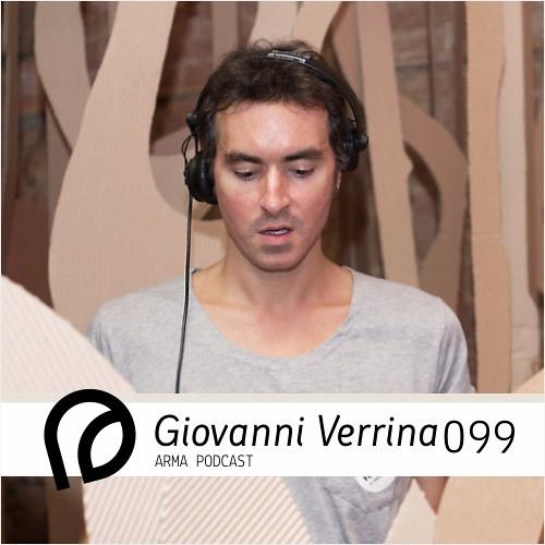 ARMA PODCAST 099: Giovanni Verrina @ etc.