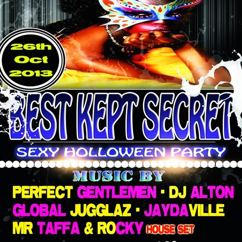 BEST KEPT SECRET MIX BY @FELIX BLENDA & @MAFIAJUGGLAZ