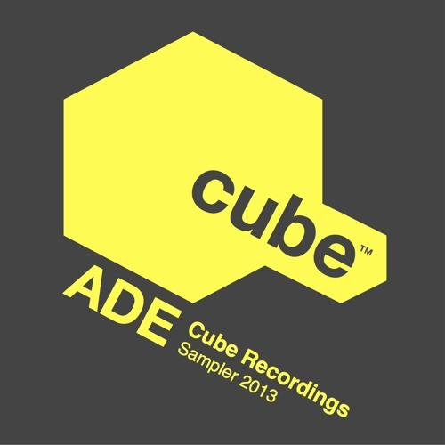 CUBE RECORDINGS Mixed Sampler ADE 2013