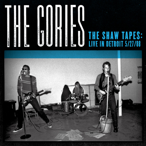 "THE GORIES - ""To Find Out"" clip off The Shaw Tapes: Live in Detroit 5/27/88"