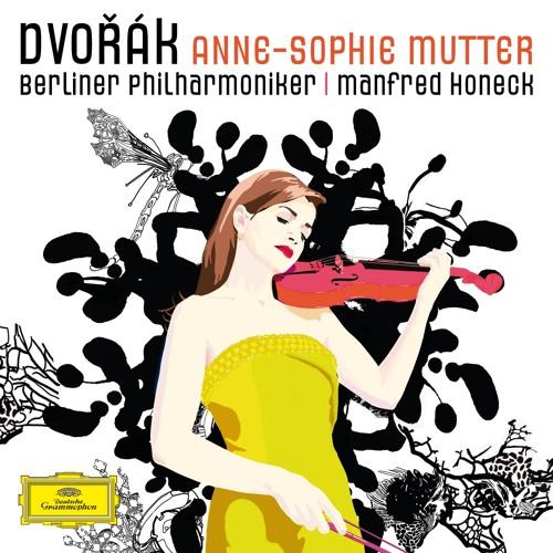 Anne-Sophie Mutter plays Dvořák's Violin Concerto (Adagio Ma Non Troppo)