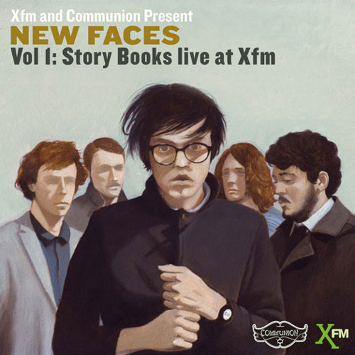 STORY BOOKS - All Is Full Of Love (Bjork cover Live At XFM)