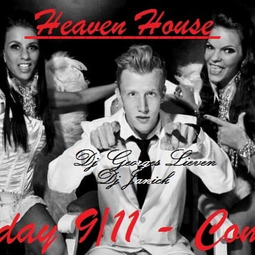 Dj Georges Lieven - Heaven House 28