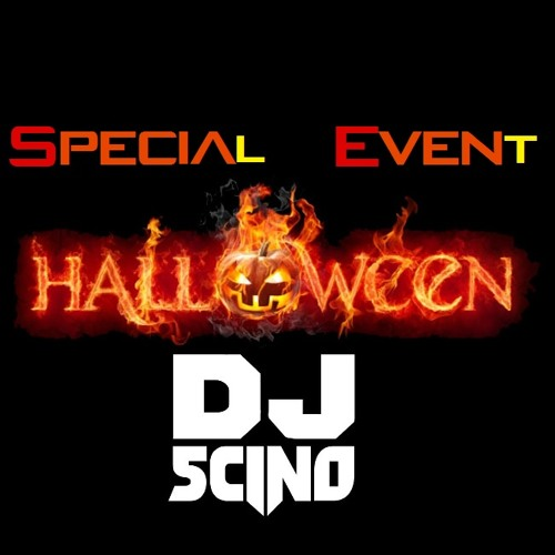 Special Event Halloween Mix Mash-up by DJ Scino [Free Download]