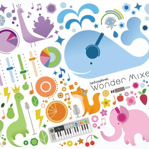 """2nd Album """"Wonder Mixer"""" XfadeDemo"""