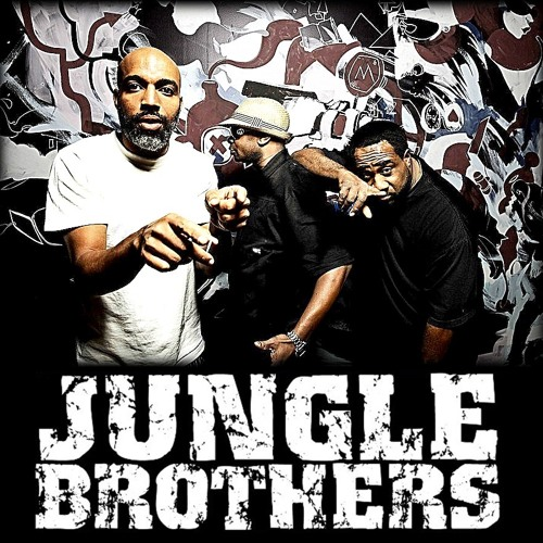 EXCLUSIVE JUNGLE BROTHERS MIX BY DJ SAMMY B