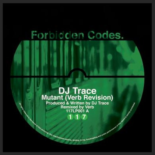 Dj Trace - Mutant ( Verb Revision ) 117 Records