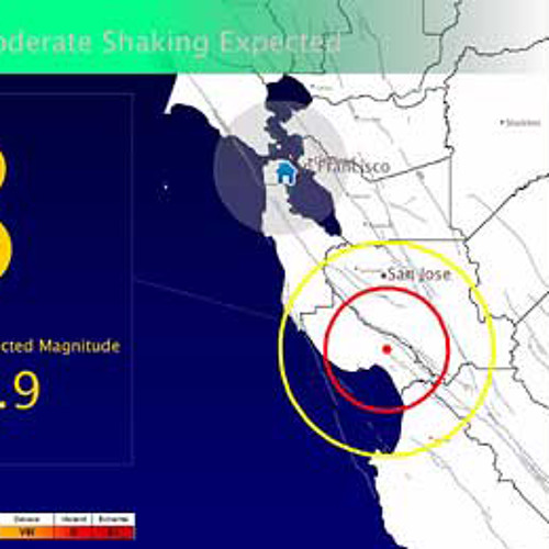 California moving forward with a statewide earthquake early warning system