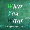 What You Want- Eric Bellinger Feat. Ronnie Martini +Treasure Davis /Justin Bieber Heart Breaker Remx