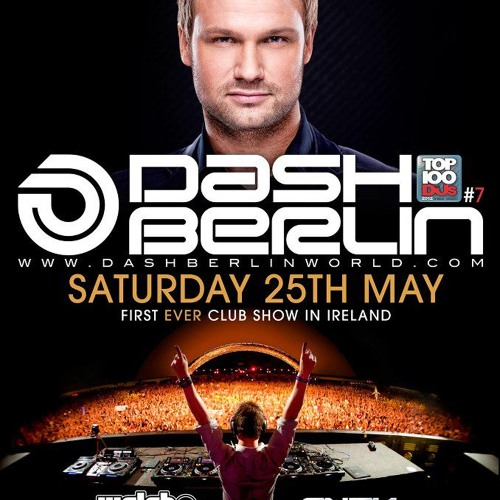 Andy Condie @ Lush! (Dash Berlin warm up) 25.05.2013 (LIVE)