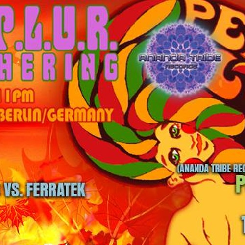Ananda Tribe Gathering (P.L.U.R 2) DJ SET (05-10-13) BERLIN