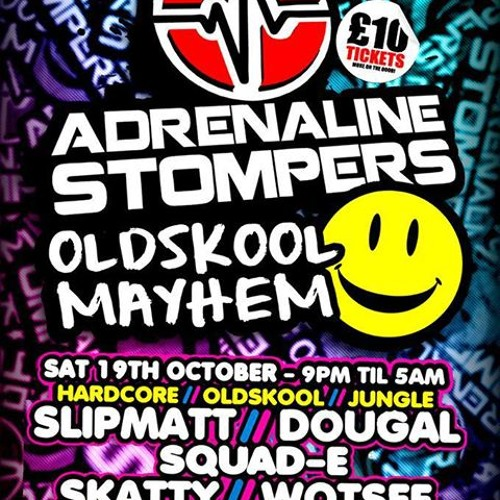 Clowny MC Offside Adrenaline Stompers Promo Mix