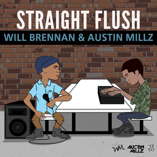 Get Up and Go by Will Brennan & Austin Millz