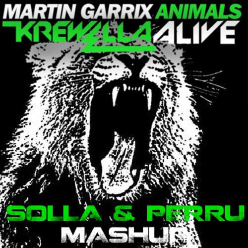 Martin Garrix vs Krewella - Alive Animals (Solla & Perru Mashup)