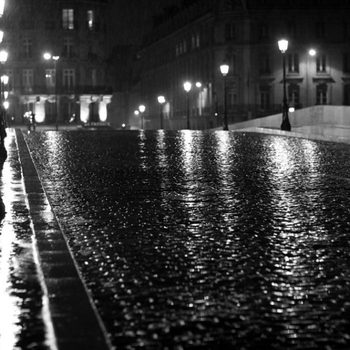 The Empty Streets Of Rain