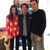 Steven Yeun talks about Glenn's character maturing on Walking Dead