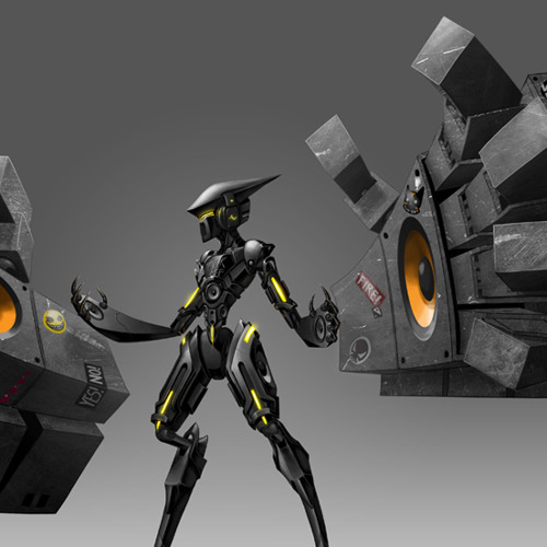 Cyberoptics & JPhelpz - Sonic Weapon