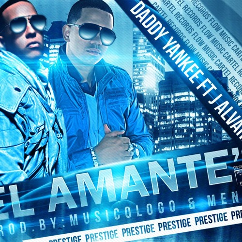Daddy Yankee Ft J Alvarez - El Amante (VERSION CUMBIA) = Prod St =
