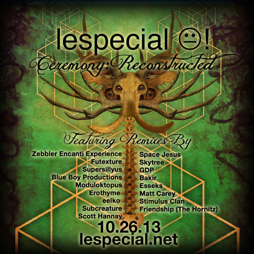 lespecial- Yellow Medicine Dancing Boy (Blue Boy Productions Remix)