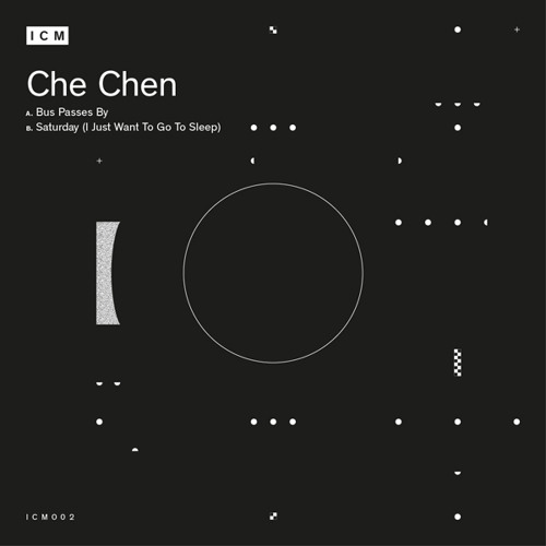 Che Chen - Bus Passes By (Lathe Cut Transfer)