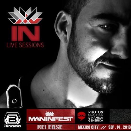 MANINFEST IN LIVE sessions - Binomio
