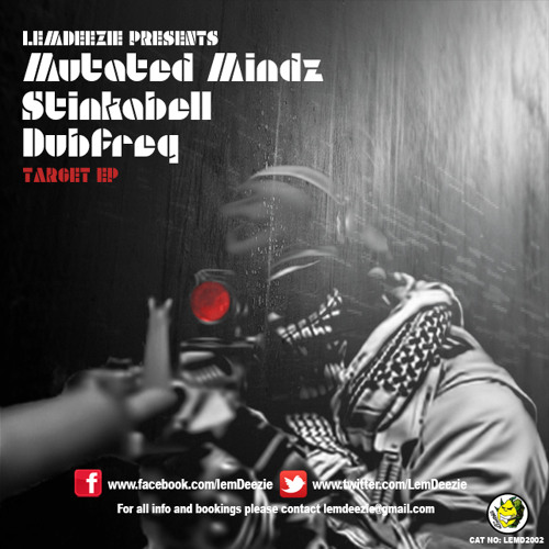 Stinkahbell - Aggressive Temperament - LEMDZ002 (OUT NOW)
