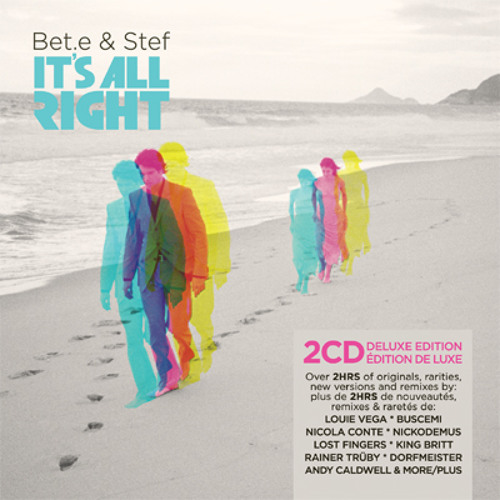 Bet.e & Stef - Triste (Nicola Conte's Jazzdub Radio Rub)