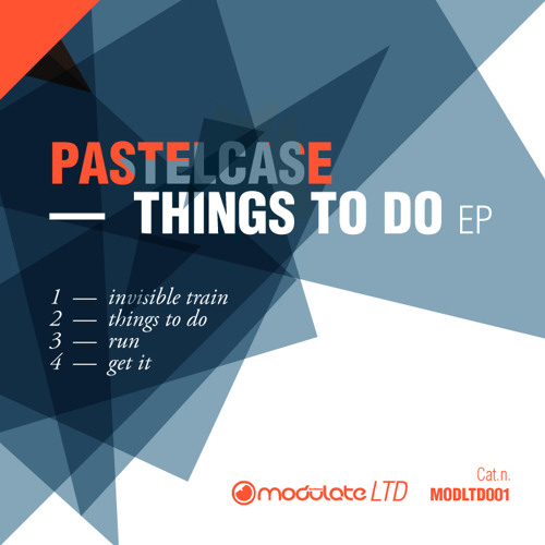 Pastelcase - Things To Do - ModLTD001