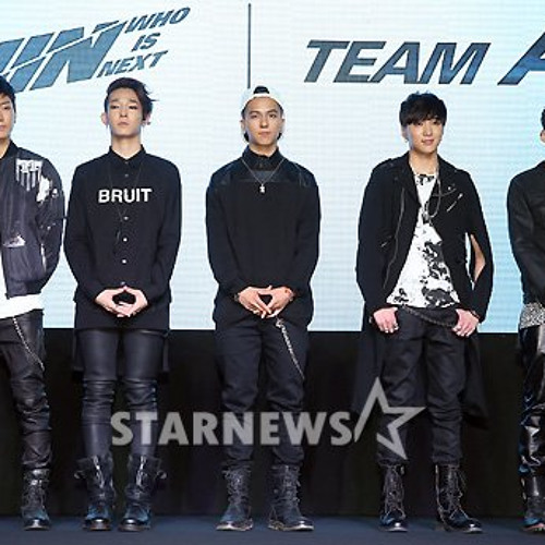 Team A - SMILE AGAIN (Own Composition)WIN ep8