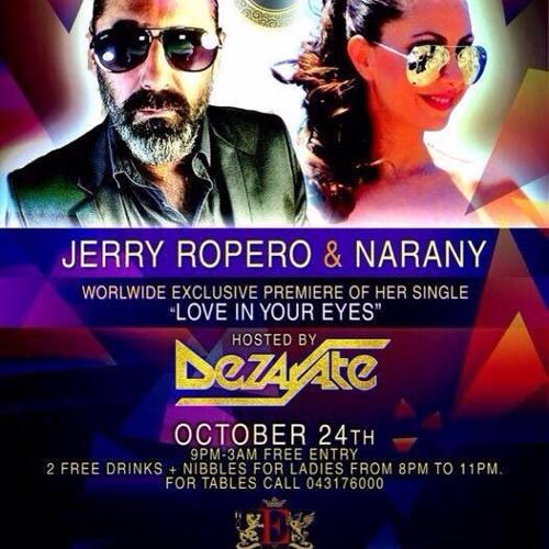 Jerry Ropero - Retro meets Present - Dubai Special House session 2K13