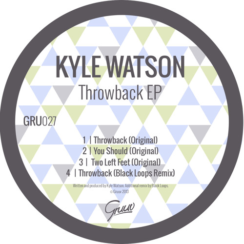 Kyle Watson - You Should (Original)