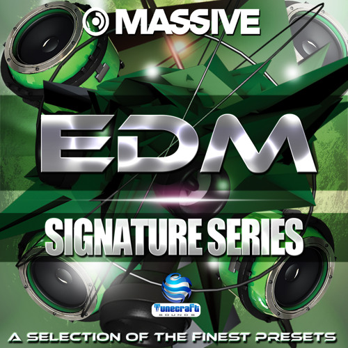 Tunecraft EDM Signature Series - 70 Massive Presets, midis, loops & more - OUT NOW !!