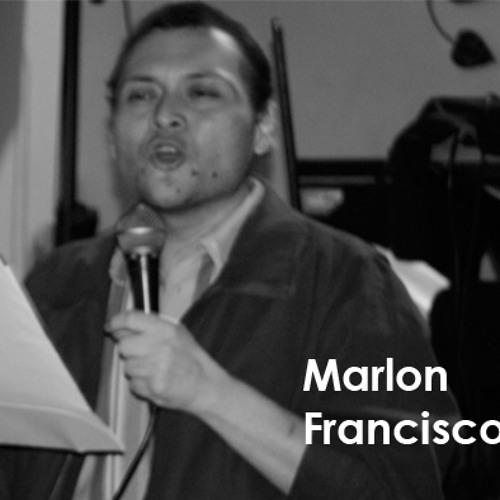 Marlon Francisco En 100mil Poetas Por El Cambio