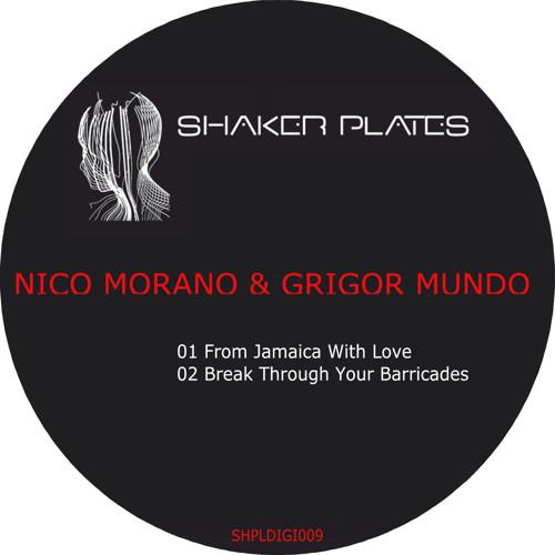 Nico Morano & Grigor Mundo - Break Through Your Barricades (Soundcloud Snippet)