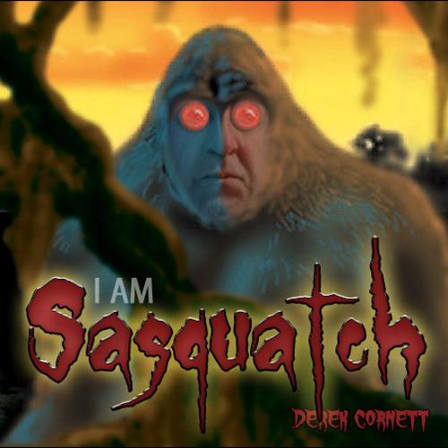 I Am Sasquatch (My musical Halloween costume)