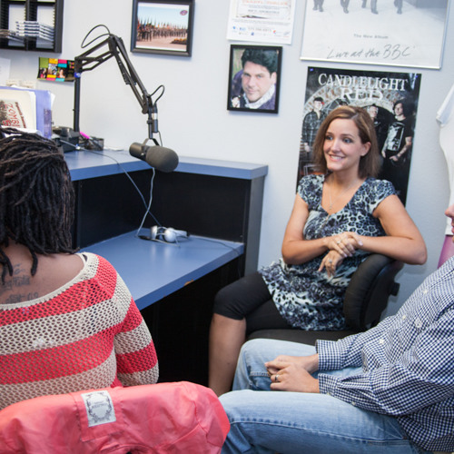 A beautiful heart's journey / KFLW 98.9 The Fort radio interview Part 2